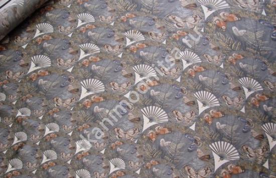 шелк атлас арт.88-943 пр-во Италия,шир.140 см