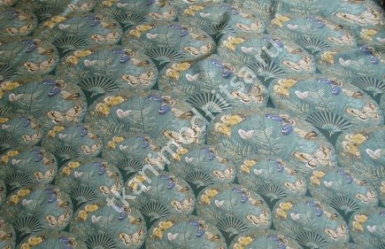 шелк атлас арт.88-945 пр-во Италия,шир.140 см