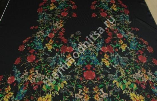 стрейч атлас арт.88-961 пр-во Италия,шир.140 см