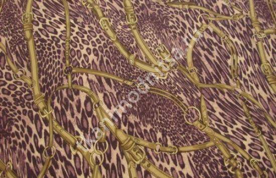 Ткань плательная арт.86-506 шир.150 см пр-во Италия