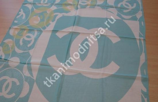 арт 85-984 пр-во Италия,платок размером 87 х 87 см