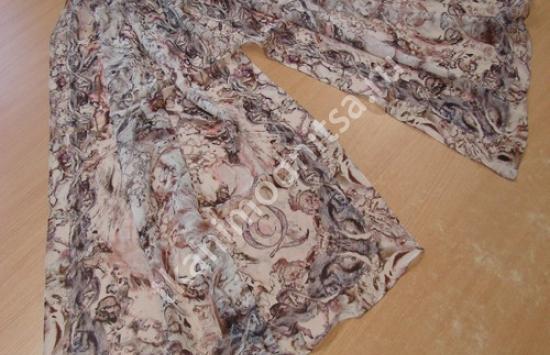 арт 85-992 пр-во Италия, шарф длиной 175 см