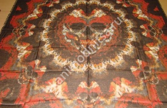 арт 85-998 пр-во Италия, платок 130 х 130 см
