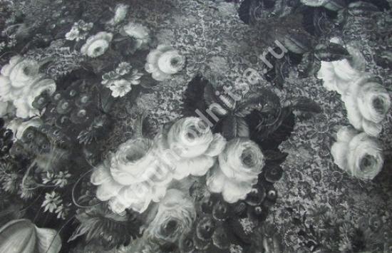 трикотаж инж. печать арт.87-130,шир.145 см пр-во Италия